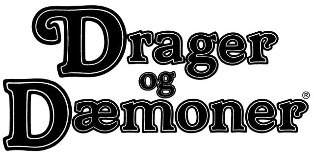 Drager og Dæmoner - Logo